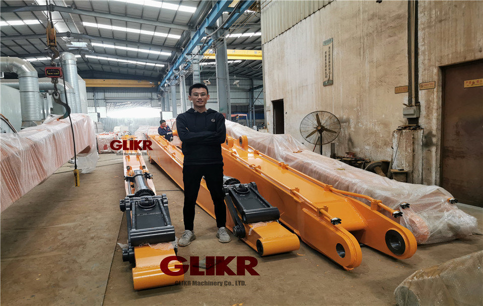 DEC. 20th, 2019: SANY SY485-22 Meters Long Reach Arm and Boom