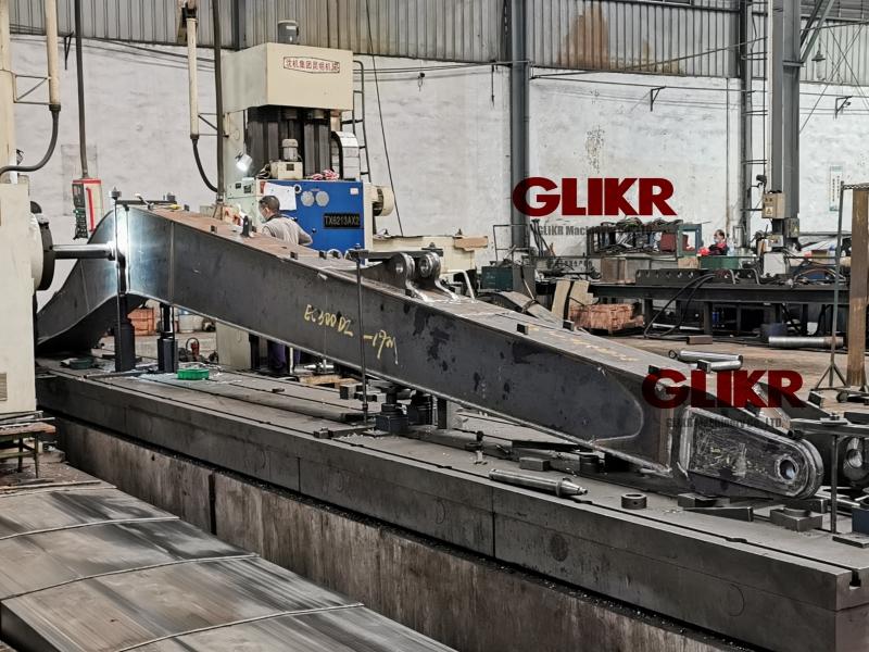 DEC. 9th, 2020:VOLVO EC300DL-19 Meters Long Reach Arm And Boom
