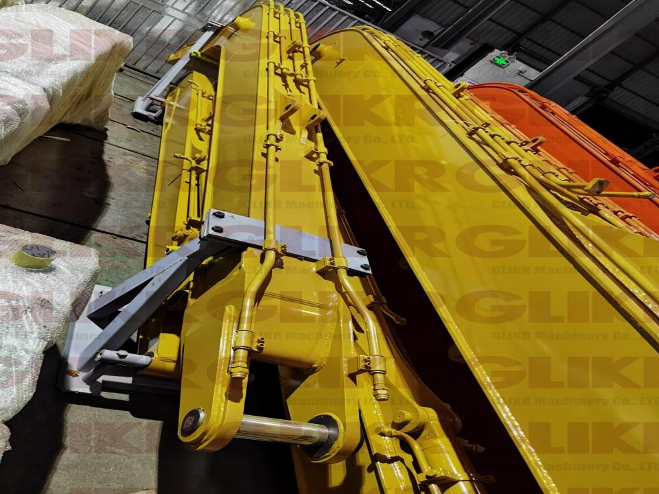 Jan. 1st, 2020: CAT312C-13 Meters Long Reach Arm and Boom