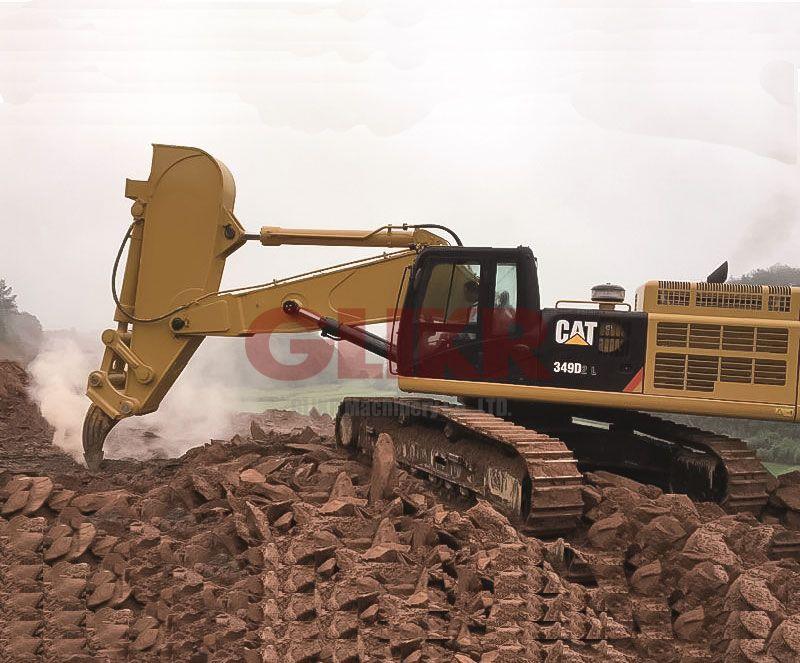 Excavator Rock Arm