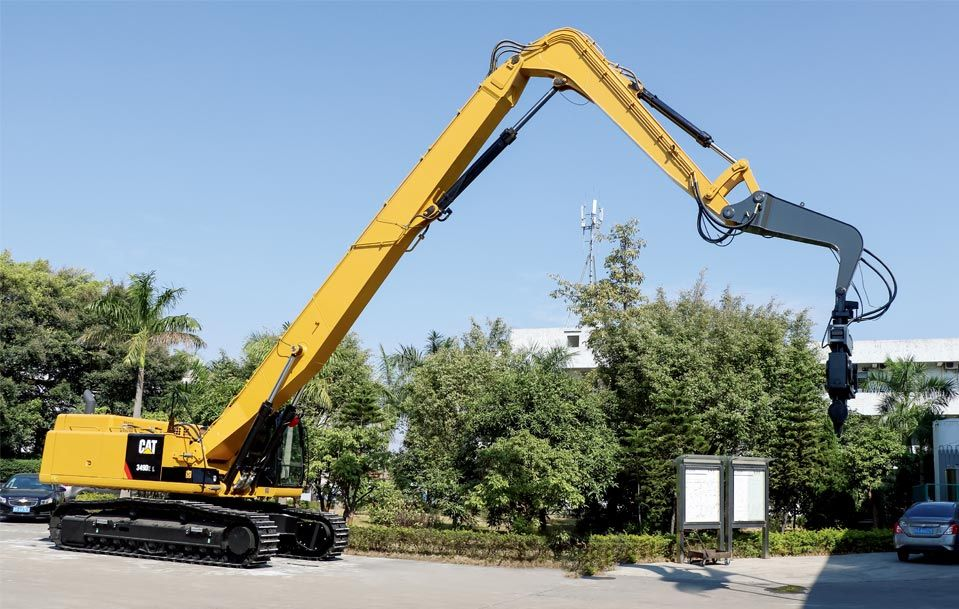 CAT349D2 L-16M-Pile Driving Arm