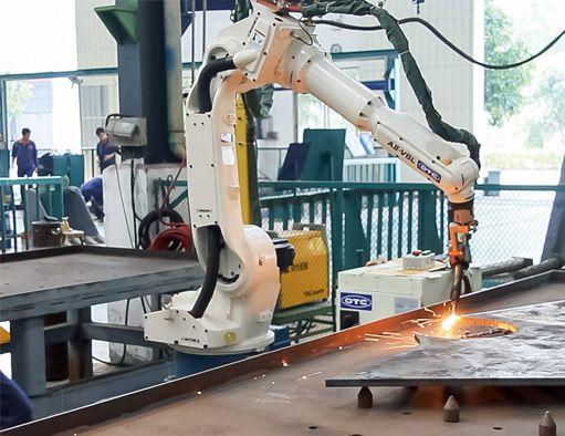 Arc-Edge Milling Manipulator