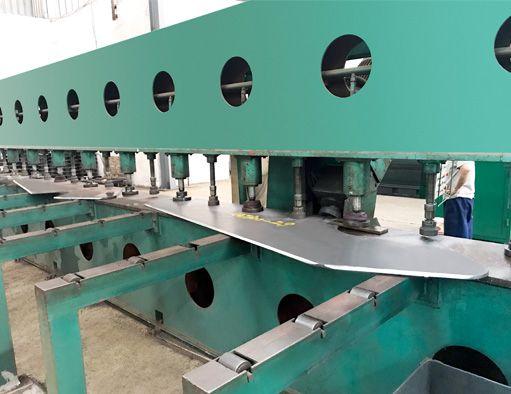 Straight Edge Milling Machine