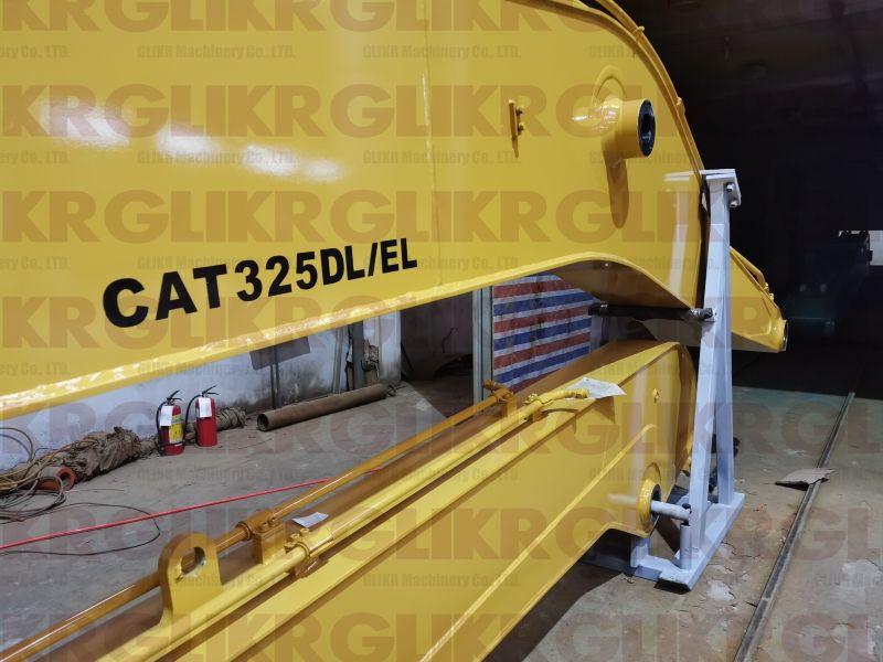 CAT325DL/EL 18 Meters Long Reach Arm and Boom