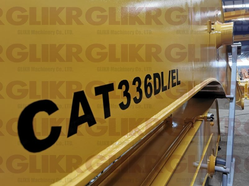 CAT336DL&EL 20 Meters Long Reach Arm and Boom