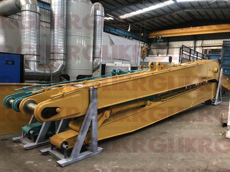 CAT345/349DL&EL 21 Meters Long Reach Arm and Boom