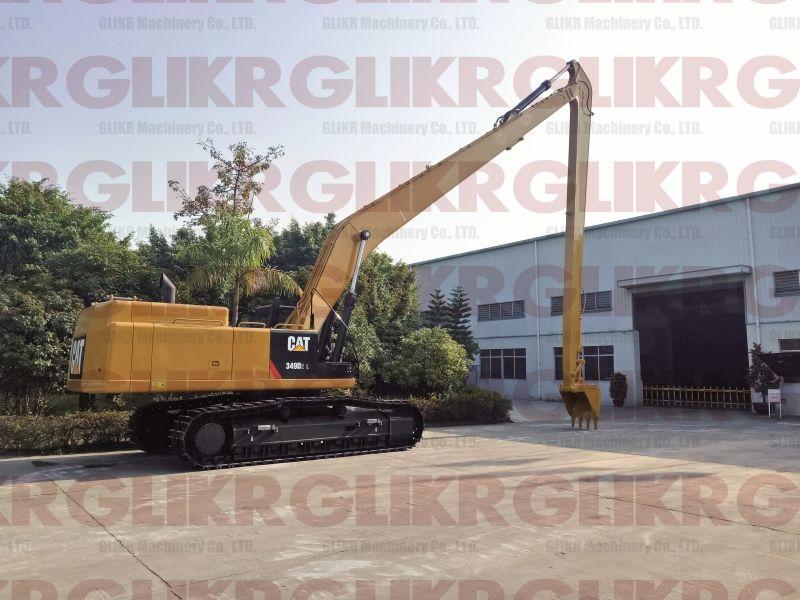 CAT345/349DL&EL 23~25 Meters Long Reach Arm and Boom