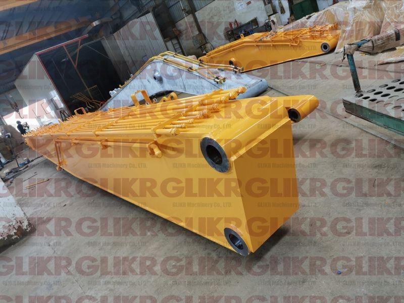 Hyundai R520LC-9S 30M Demolition High Reach Arm and Boom