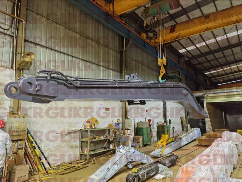 VOLVO EC350 19 Meters Long Reach Arm and Boom
