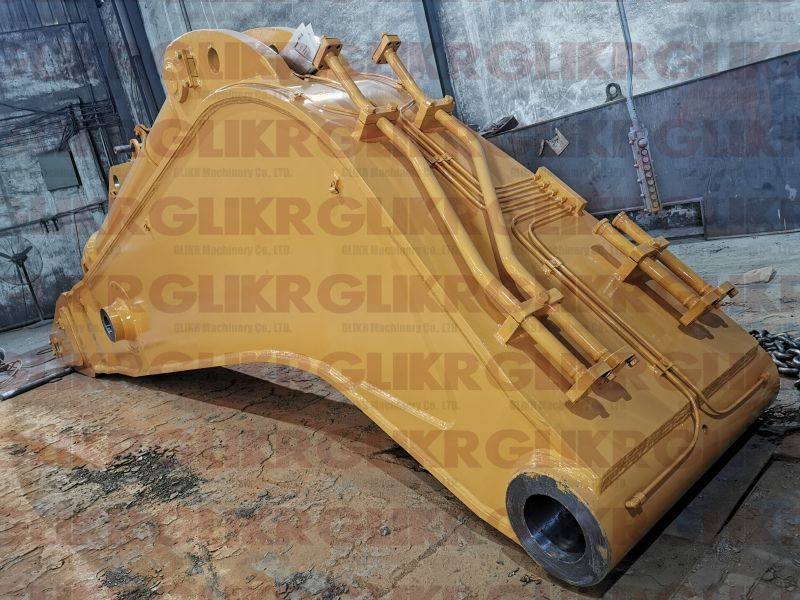 Hyundai R450-7 Ripper Arm