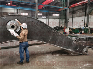 JAN. 15th, 2021: Production for CAT390FL 13.9 Meters Arm And Boom