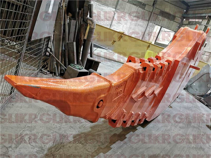 Doosan DX500 Ripper Arm