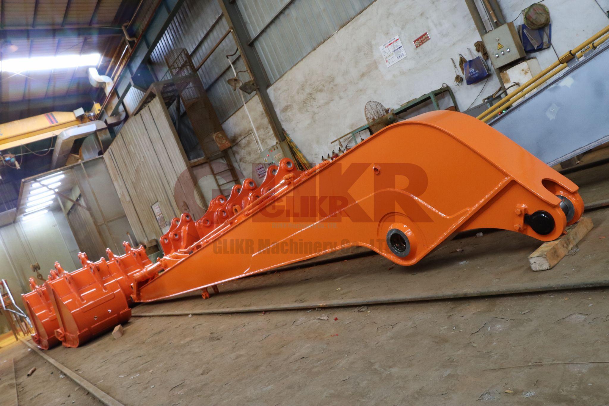 Doosan DX225 15 Meters Long Reach Arm and Boom