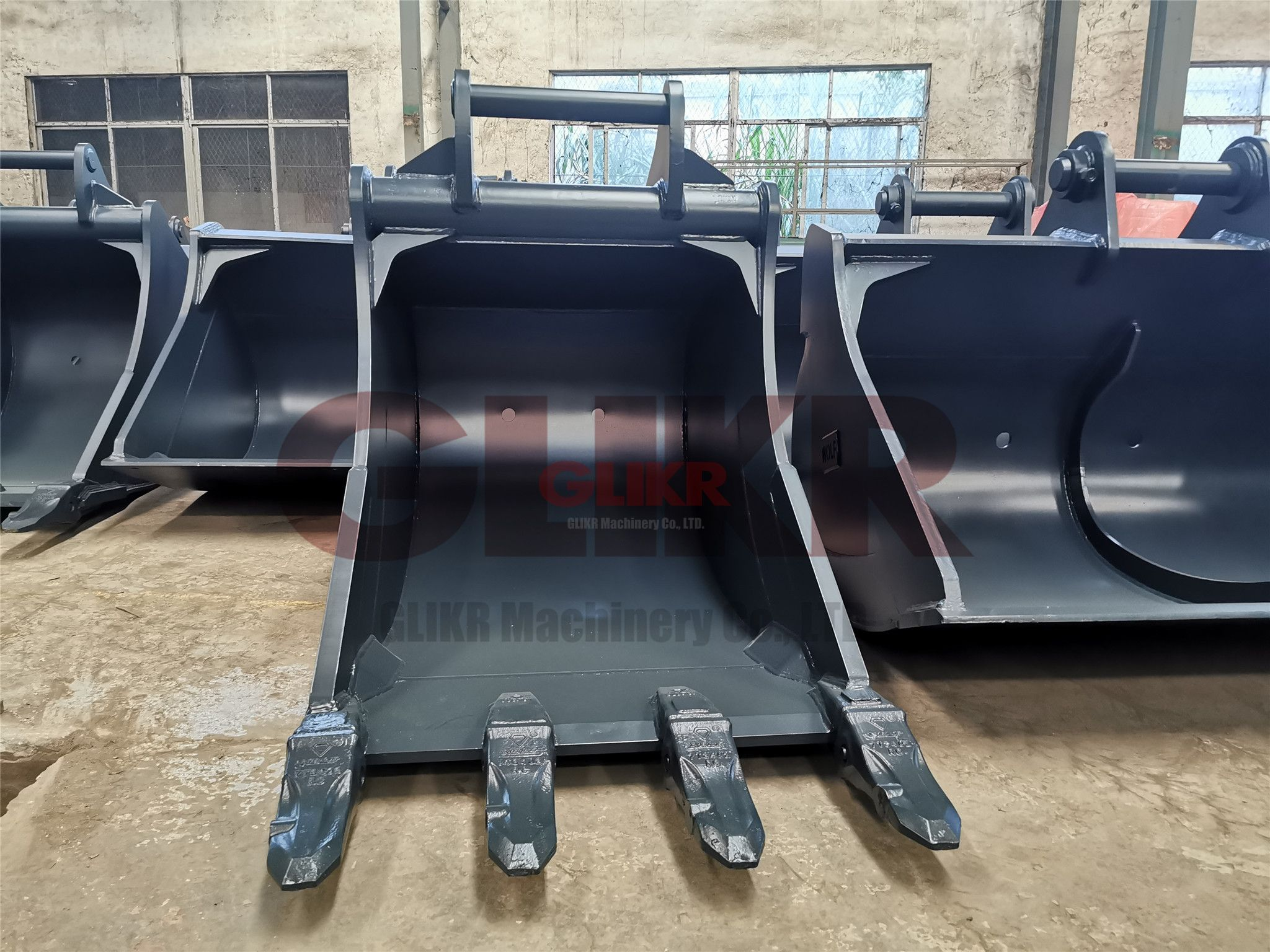 S70-0.85m³-1005mm-Digging Bucket