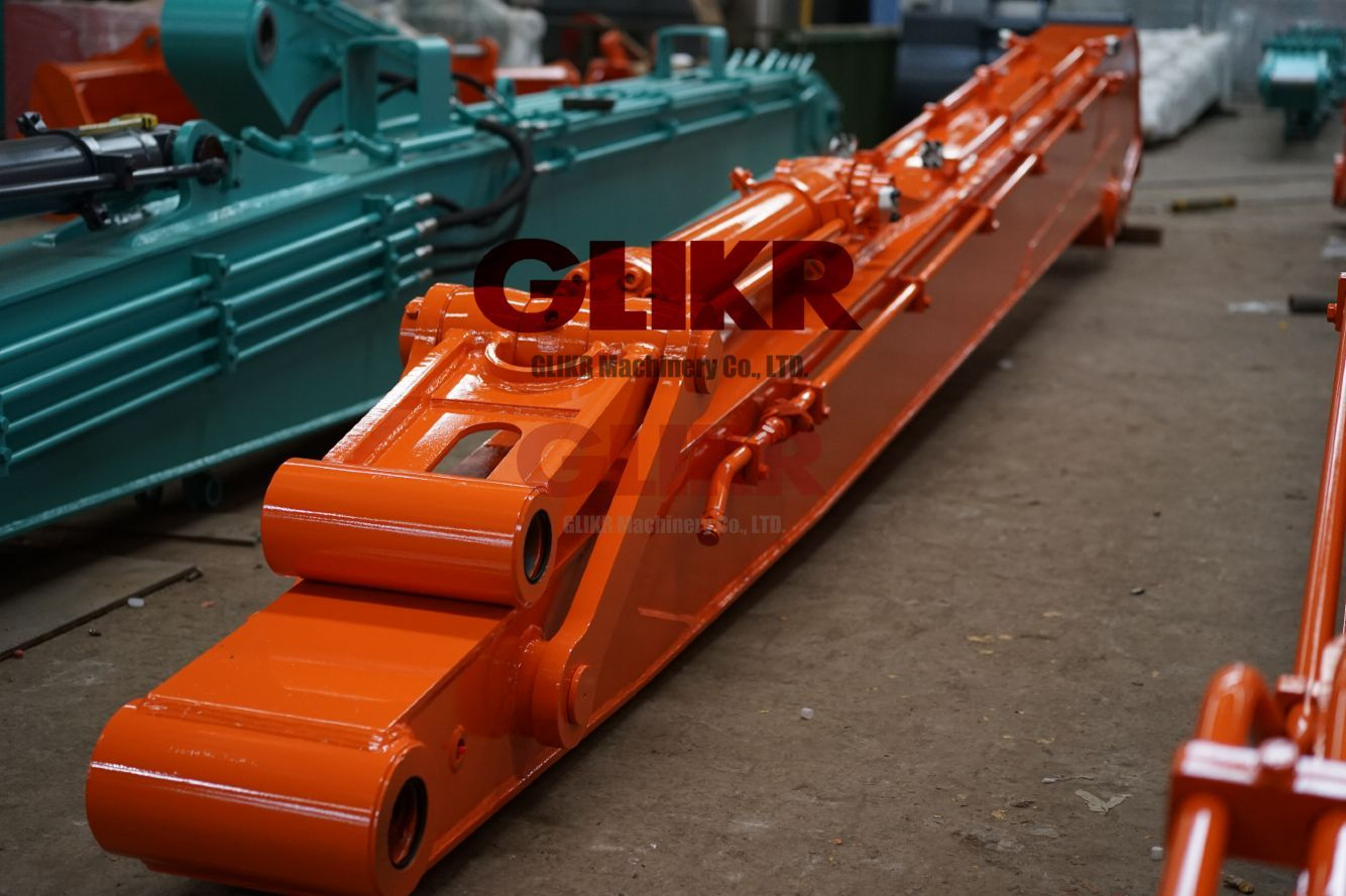 Hiatchi ZX650 20 Meters Long Reach Arm and Boom