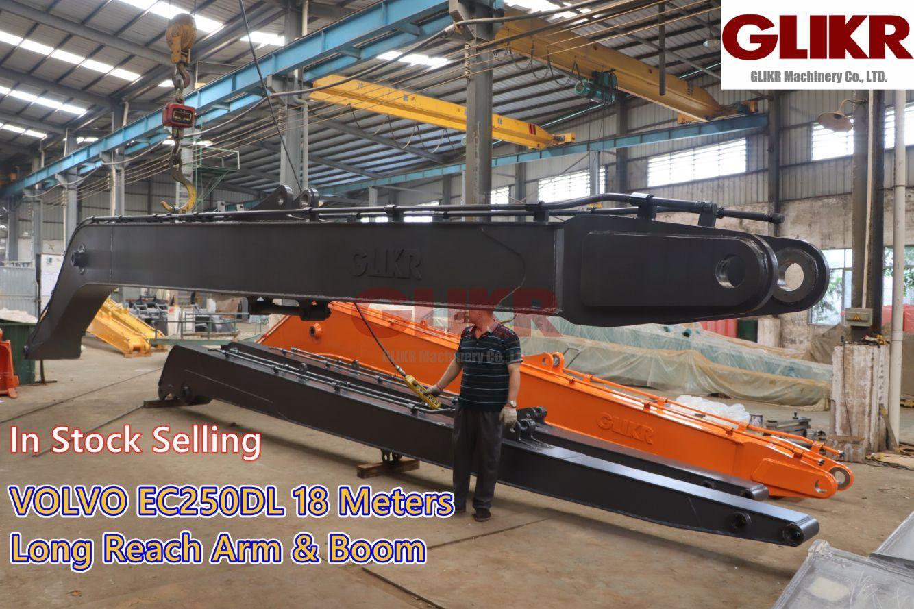VOLVO EC250DL 18 Meters Long Reach Arm and Boom
